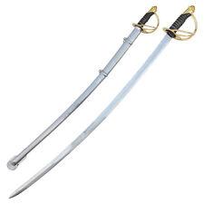 American Civil War Cavalry Sabre Military Sword