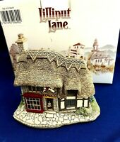 1994 Lilliput Lane Village Shops THE TOY SHOP  #L690 SIGNED by Artist David Tate
