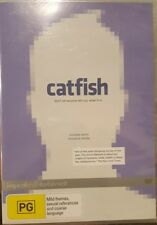 CATFISH RARE DELETED DVD ONLINE DOCUMENTARY ARIEL SCHULMAN HENRY JOOST FILM NEW