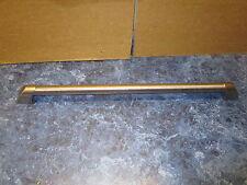 NEW OEM GE Range/Stove/Oven HANDLE TUBE SS WB15K10112 + 2X End Caps WB07K10426