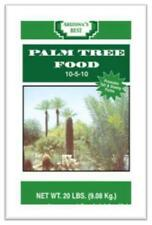 Arizona's Best 20 LB 10-5-10 Palm Tree Food Effectively Fertilizes Out Only One
