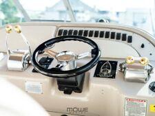 MÖWE Marine Boat Steering Wheel Palma Black For Sea Ray Teleflex Ultraflex