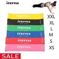 Resistance Bands Exercises Elastic Fitness Training Yoga Loop Band Workout Rope