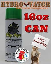 HYDROVATOR AEROSOL SPRAY CAN HYDROGRAPHICS HYDRO DIPPING ACTIVATOR FILM DIP APE