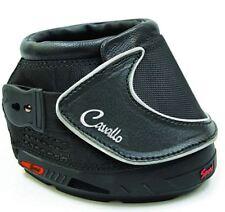 Cavallo Sport Slim Sole Hoof Boots (pair of 2) Size 6 Slim