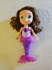 Sofia Disney The First Mermaid Magic Princess Doll FREE SHIPPING