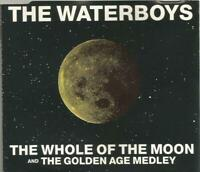 The Waterboys - The Whole Of The Moon 1991 CD single