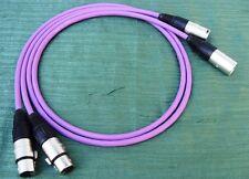Gotham AES-EBU digital interconnect lead 2 x 100cm * XLR * 110 ohm