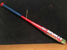 "Worth Camo Amp 34""/26.5oz - 2 1/4"" Barrel Asa Softball Bat - New"