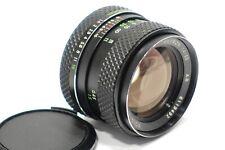 Voigtlander Color-Ultron 55mm 1:1.4 Lens QBM-II fits VSL-3E, Rolleiflex SL350