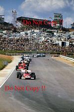Clay Regazzoni Ferrari 312 B South African Grand Prix 1971 Photograph