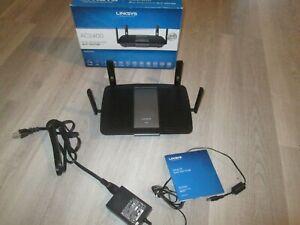 Linksys AC2400 Dual-Band AC Gigabit Wi-Fi Router E8350