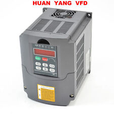 TOP 110V VARIABLE FREQUENCY DRIVE INVERTER VFD 1.5KW 2HP 13A