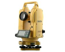 "South ET-02L 2"" Electric Theodolite w/ Laser Pointer & Laser Plummet"