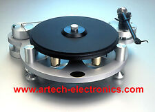 Michell Engineering Gyro Se Turntable w/ Record Clamp and Armboard