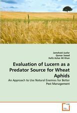 Evaluation of Lucern as a Predator Source for Wheat Aphids, Jaafar, Jamshaid,
