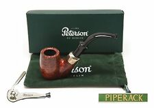 NEW Peterson System Briar Pipe Smooth Finish  )306) with Free Pipe Tool (Large)