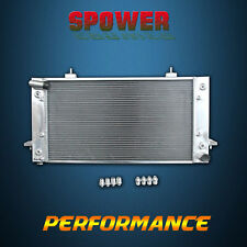 Aluminum Radiator For Land Rover Discovery Series 1 Range Rover V8 Petrol 89-99