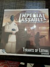 Star Wars Imperial Assault Tyrants of Lothal Expansion NIB SEALED, RARE
