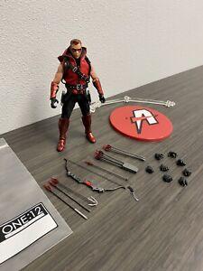 Mezco One 12 Arsenal PX Exclusive Figure Loose DC Comics Red Arrow