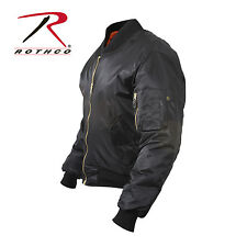 Rothco Air Force Military Reversible MA-1 Flight Jacket/Bomber 6 colors 7324