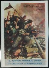 1930 - Combattere! Verbo delle Camicie Nere. Boccasile