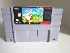 Kirby's Avalanche (Super Nintendo Entertainment System, 1995)