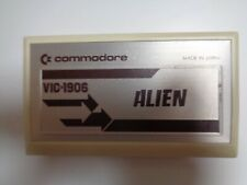 COMMODORE VC-20 / VIC-20 --> ALIEN (VIC-1906) / CARTRIDGE