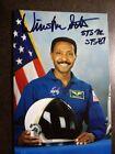 WINSTON+SCOTT+Authentic+Hand+Signed+Autograph+4X6+Photo+-+NASA+ASTRONAUT+