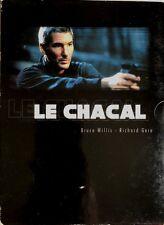 Le Chacal (Willis / Gere) / Lettre à un Tueur (Patrick Swayze) - Coffret 2 DVD