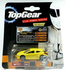 "24 Modellautos Renault Megane TV-Kultserie Top Gear 1:64 ""STIG POWER SERIES"" B2B"