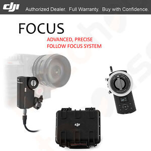 DJI Focus Wireless Follow Focus System Zenmuse X5 & X5R Cameras Ronin-M -MX