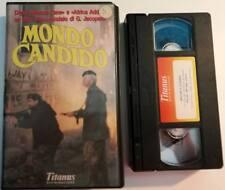 VHS - MONDO CANDIDO di G.Jacopetti/F.Prosperi [TITANUS]