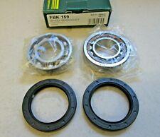 PORSCHE 924 2.0T 944 2.5 VW Beetle 1971-79  REAR FBK159 QWB333 Wheel Bearing Kit