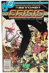 👀 1985 CRISIS ON THE INFINATED EARTHS DC Comics #2 NM 👀🎉💎