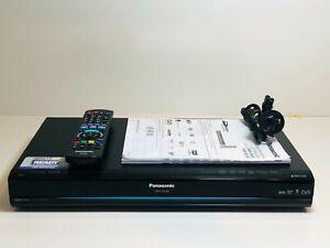 Panasonic DMR-XW380 250GB DVD HD Recorder, REGION  FREE With User Guide Remote