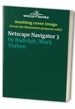 Netscape Navigator 3 by Rudolph, Mark Torben Book The Fast Free Shipping