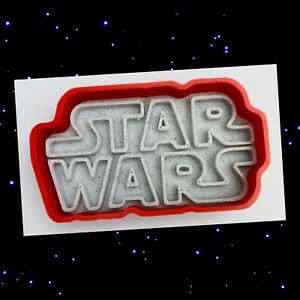 Star Wars Logo Cookie Cutter