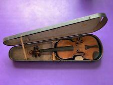 Geige antik Aubert