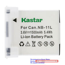 Kastar Replacement Battery for Canon NB-11L & Canon PowerShot A4000 A4000IS