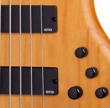 Schecter Guitar Session Stiletto-4 Electric Bass Guitar Aged Natural Satin