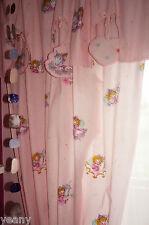 Prinzessin Lillifee Schlaufenschal Vorhang  ❤️ 250 x 140 cm ❤️ rasch