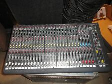 DDA CS3-24 CHANNEL AUDIO MIXING CONSOLE NOS- RARE FIND!
