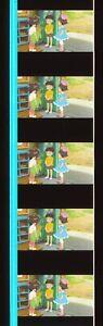 Ponyo 35mm Film Cell strip very Rare a73