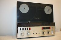 REVOX HIGH FIDELITY 77A REEL TO REEL TAPE RECORDER VINTAGE RARE