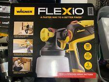 Wagner FLEXiO 3000 Paint Sprayer Indoor Outdoor Handheld Electric