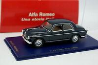 M4 1/43 - Alfa Romeo 1900 Super Bleue