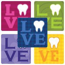 Dentist Stickers x 15 - Tooth Fairy - Dental Nurses - Motivational Giveaways