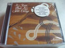 Antimc CD - It's Free But It's Not Cheap - with Anthony Anzalone - Saafir - Fog
