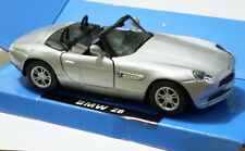 Diecast For BMW Z8 1:32 Die Cast Silver   toy car